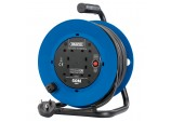 230V Four Socket Industrial Cable Reel (50M)