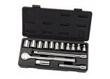 "1/2"" Sq. Dr. Metric Socket Set (15 Piece)"