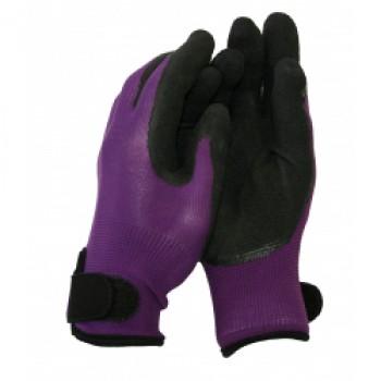 Weedmaster Plus Gloves - Plum Small