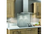 Curve Stainless Steel Cooker Hood - 90cm