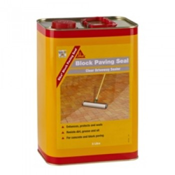 Block Paving Seal - 5L