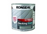 Ultimate Decking Stain 2.5L - Stone Grey