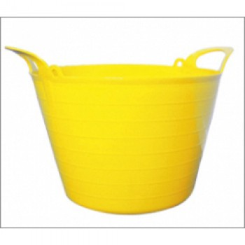 14L Flexi Tub - Yellow