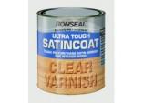 Ultra Tough Varnish Satin Coat - 250ml