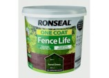 One Coat Fence Life 5L - Forest Green