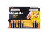4 Plus 2 Pack Batteries - AA