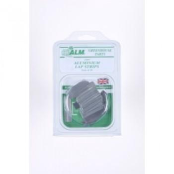 Aluminium Lap Strips - Pack of 50
