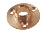 1?2 Brass Backplate - Pre-Packed