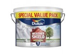 Weathershield Smooth Masonry Paint 7.5L - Pure Brilliant White