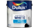 Matt 2.5L - Pure Brilliant White