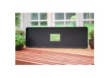 Jumbo Garden Tray - Black