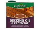 Decking Oil & Protector - 2.5L Natural Pine