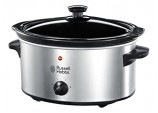 3.5L Brushed Stainless Steel Slow Cooker