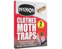 Clothes Moth Trap - Two Trap Pack