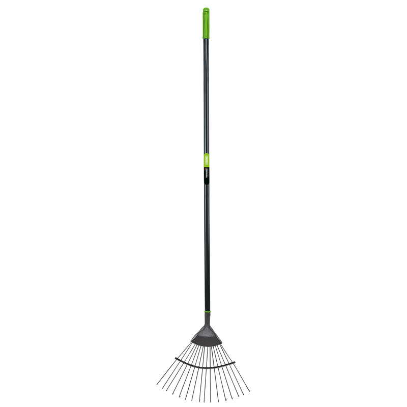 Carbon Steel Lawn Rake – Now Only £6.32