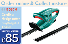 Cordless Hedgecutter - EasyhedgeCut 12-450 – Now Only £85.00