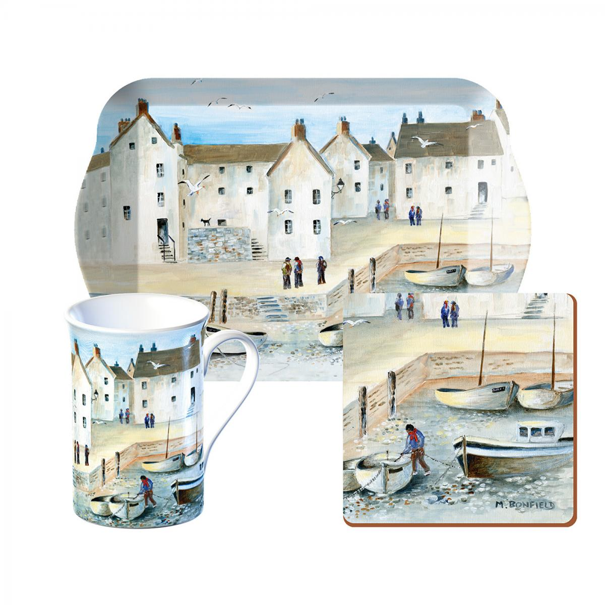 Cornish Harbour Time For Tea Gift Set – Now Only £8.00