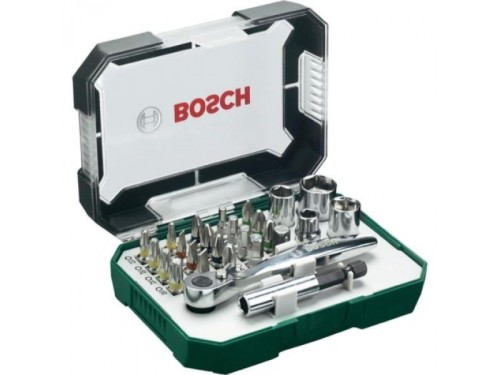 26 Piece screwdriver bit and ratchet set – Now Only £15.00