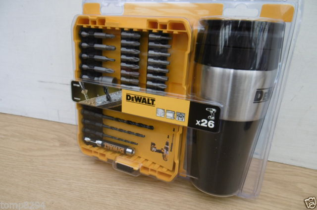 26 piece screwdriving set with Flask  – Now Only £20.00