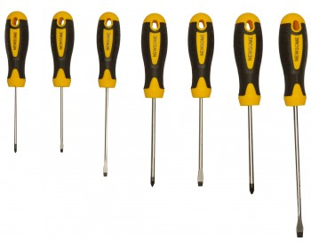 7 Piece Screwdriver Set  – Now Only £9.00