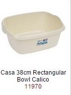 Casa 38cm Rectangular Bowl  -  – Now Only £2.00