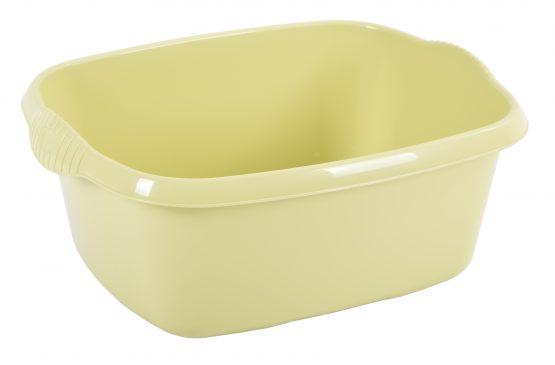 Casa 38cm Rectangular Bowl  - Soft Lime – Now Only £2.00