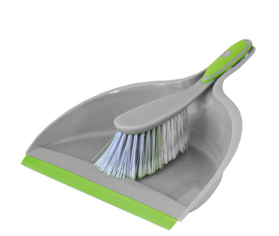Shine Soft Touch Dustpan & Brush – Now Only £2.50