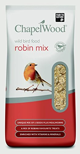 Robin Seed Mix - 2kg – Now Only £4.00
