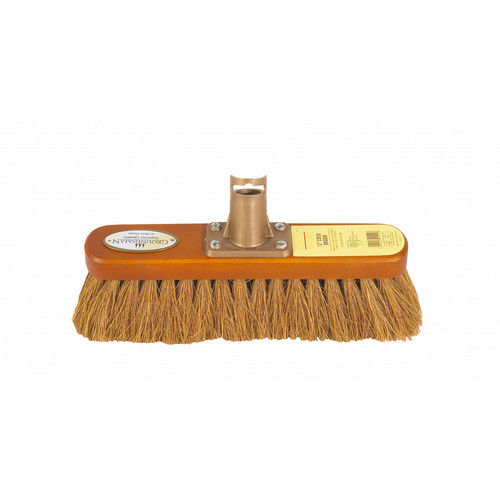 """12"""" Groundsman Coco Broom Head – Now Only £4.00"""