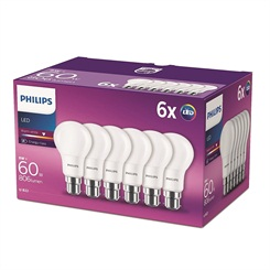 6 Pack of Bayonet Cap LED Light Bulbs – Now Only £18.00