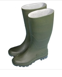 Essentials Full Length Wellington Boots  - Size 6 Euro 39 – Now Only £10.00
