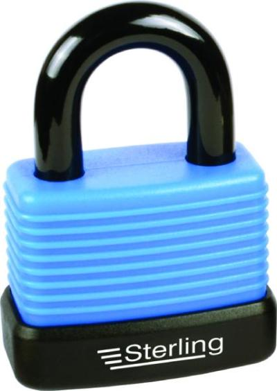 48mm Aluminium Weatherproof Padlock with Thermoplastic Cover – Now Only £6.00