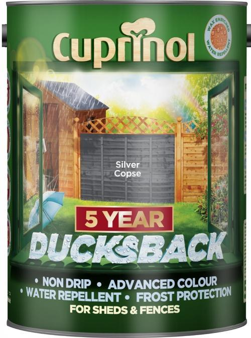 Ducksback 5L  - Silver Copse – Now Only £11.00