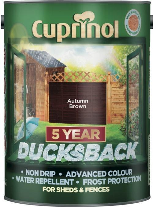 Ducksback 5L  -  – Now Only £11.00