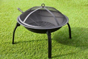 56cm Round Fire Pit – Now Only £25.00