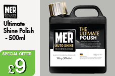 Ultimate Shine Polish - 500ml – Now Only £9.00
