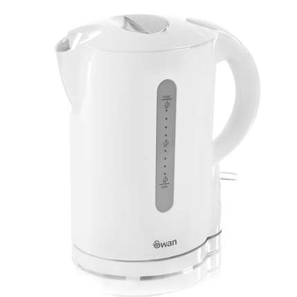 White 1.0L Jug Kettle – Now Only £15.00