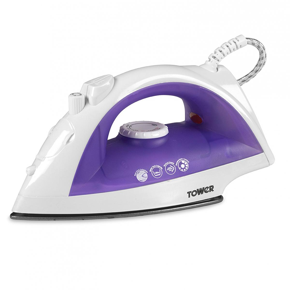 2000W Steam Iron – Now Only £12.00