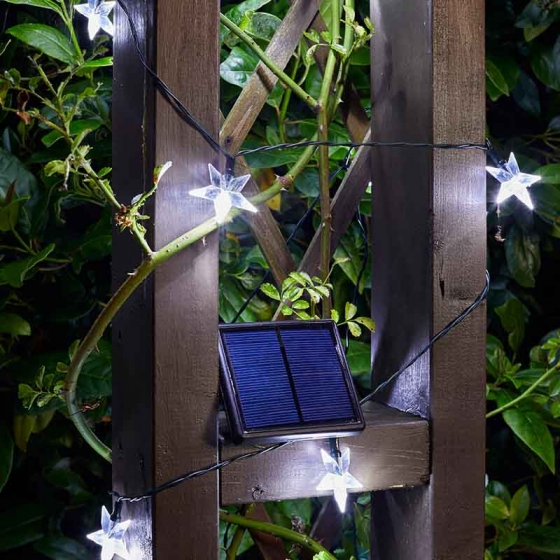 25 LED Stars String Lights – Now Only £8.00