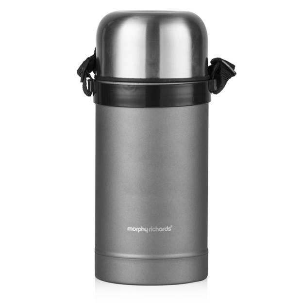 1000ml Vacuum Food Flask - Titanium Colour – Now Only £14.00