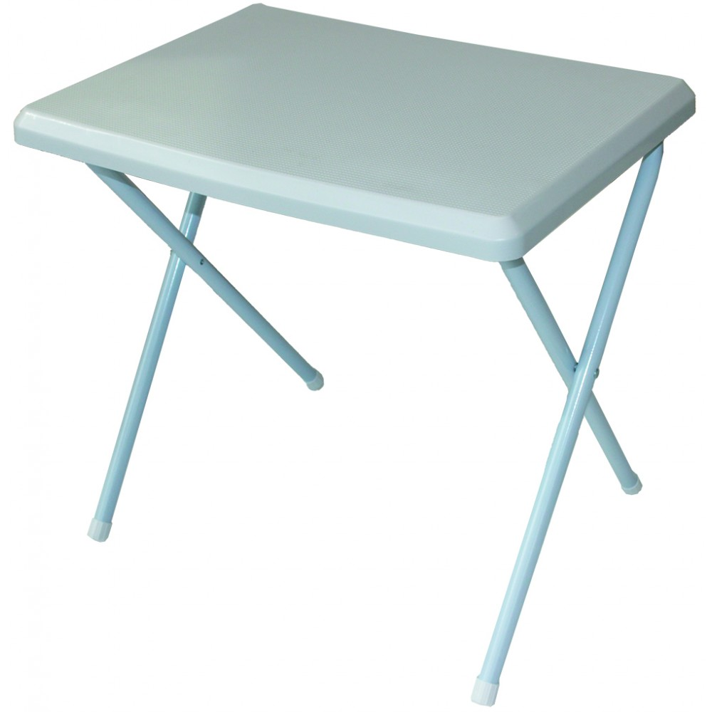 Low Profile Resin Table - White – Now Only £10.00