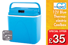 CB22 Coolbox - 22 Litre - 12v – Now Only £35.00