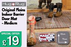 Original Plains Candy Stripe Indoor Barrier Mat 50cm x 75cm – Now Only £19.00