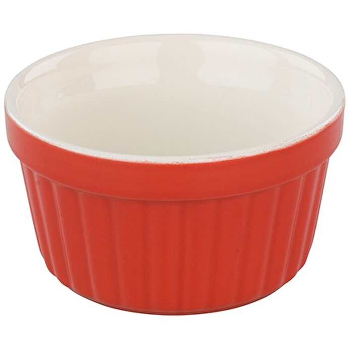 Set of 4 Ramekins - Red – Now Only £8.00