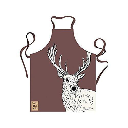 Into The Wild Stag Apron – Now Only £7.00