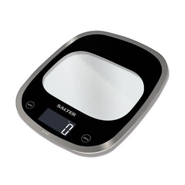 Curve Glass Electronic Scale – Now Only £20.00