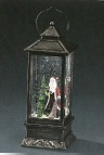 Water filled lantern with warm white LED -  – Now Only £20.00