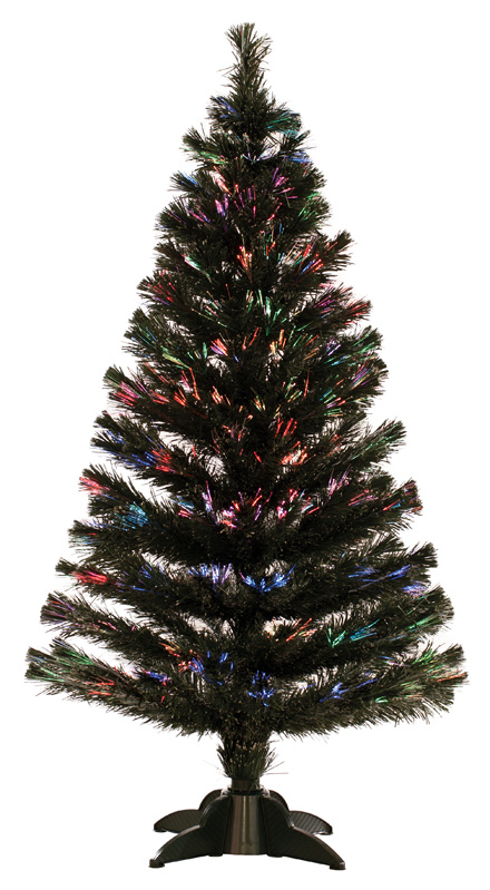 60cm Snow tipped Fibre optic tree  – Now Only £15.00