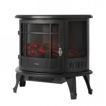 1800w Log Effect Stove Fire – Now Only £119.00