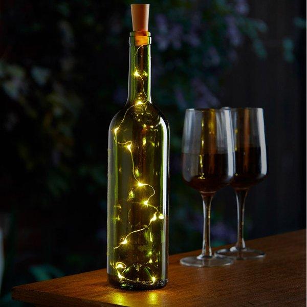 Bottle It! Decorative String Light 85cm – Now Only £3.00